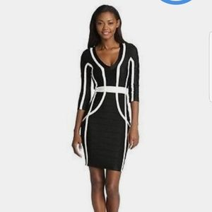 New French connections bandage dress